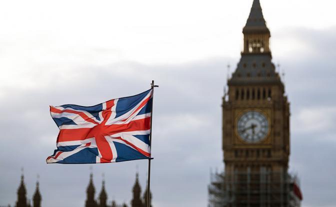 Кремль готовится стереть Британию в порошок