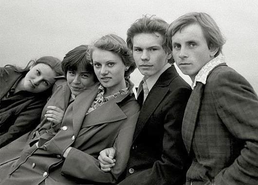 Фотографии из семейных альбомов 60-х - 70-х годов