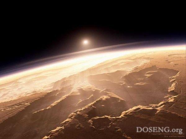 Фотографии Марса (9 фото)