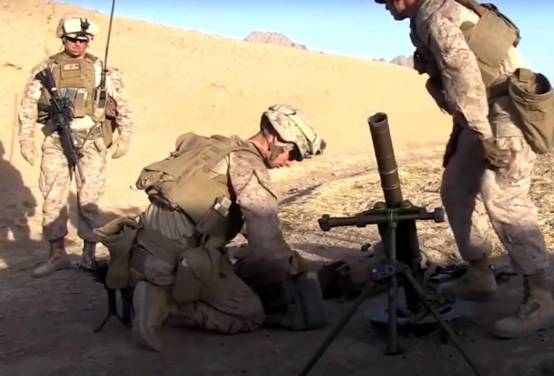 Большие потери и громкие поражения США в Афганистане геополитика