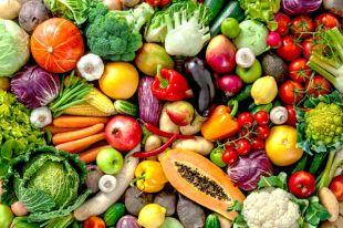Какого цвета фрукты иовощи самые полезные?