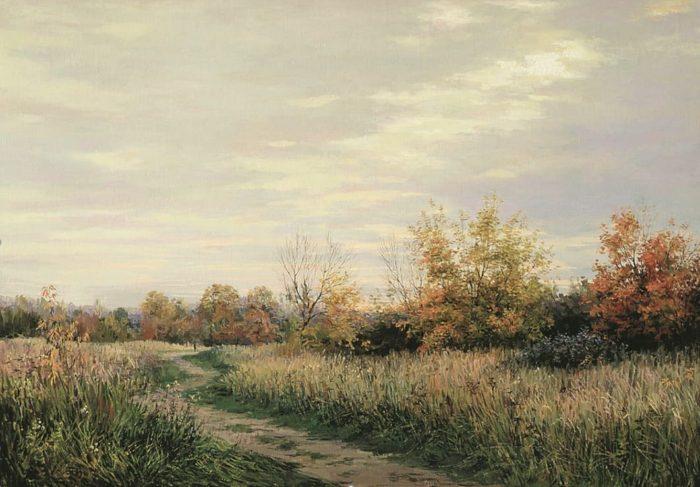 художник Мария Вишняк картины - 18