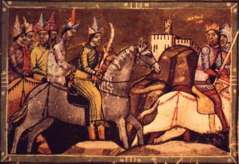 Письмо Григория IX аббату монастыря Хайлигенкройц  от 19 июня 1241 г. Характеризующее   атмосферу в Западной Европе находящейся под угрозой монгольских завоеваний.