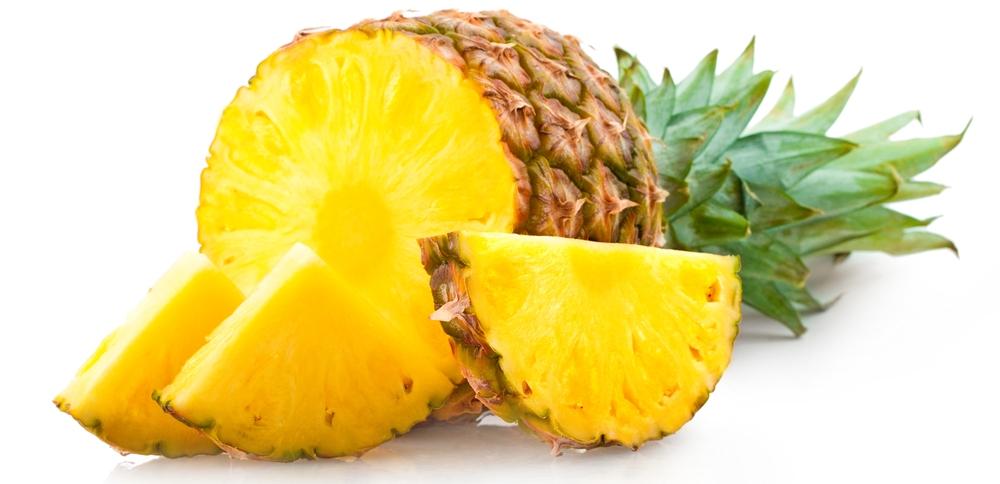 8 причин есть ананасы