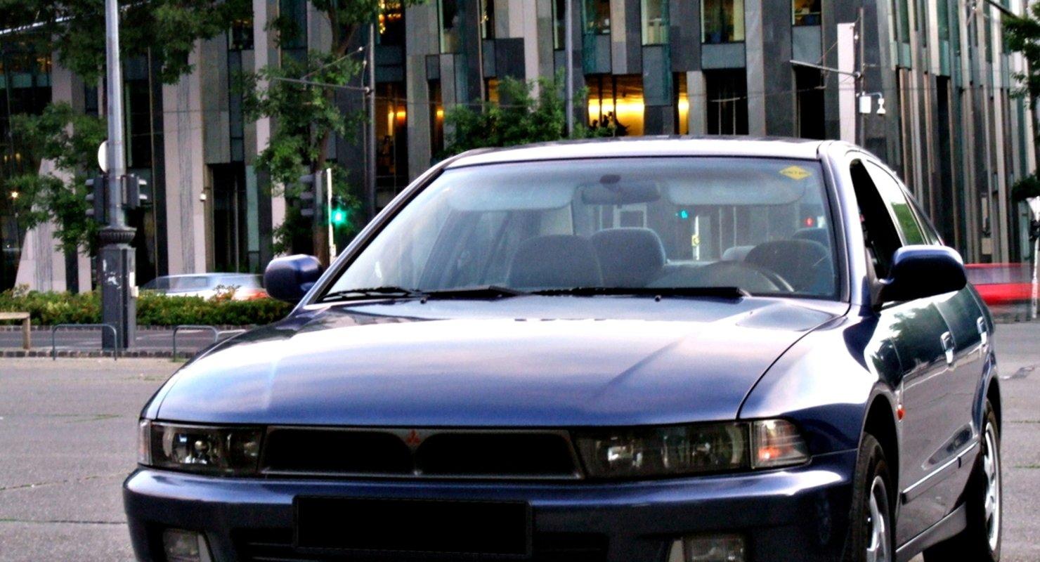 Mitsubishi Galant — простой и очень проблематичный Автомобили