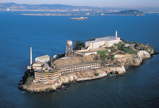 История гениального побега с острова-тюрьмы Алькатрас