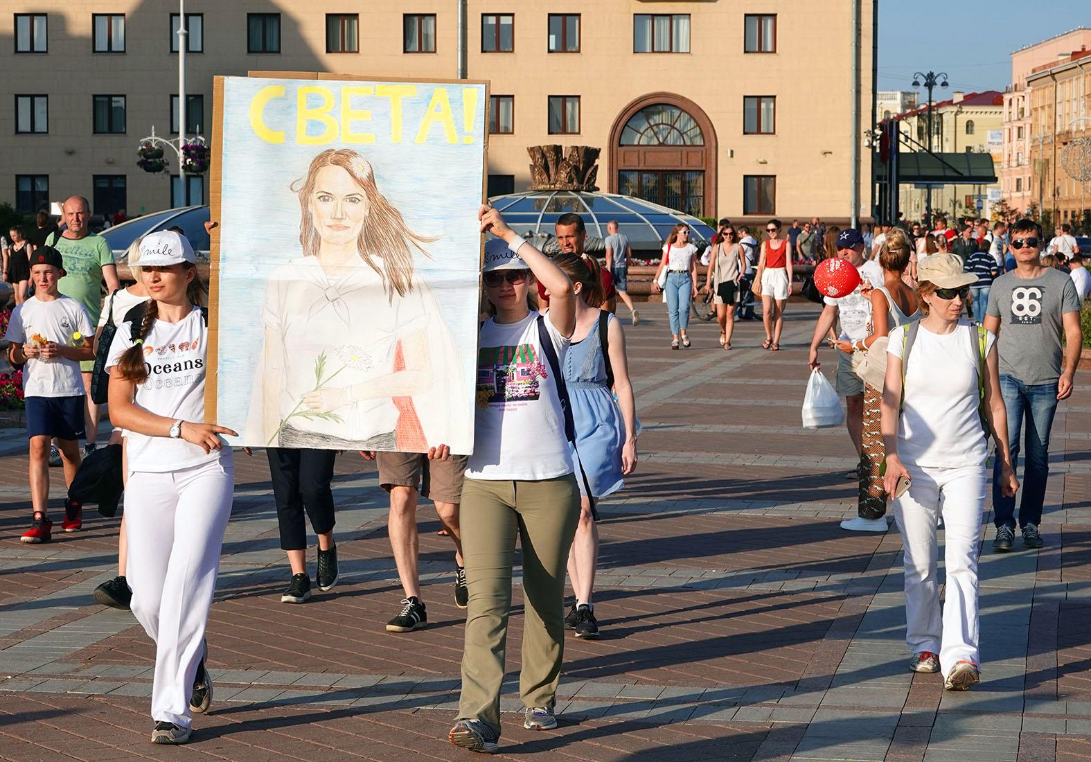 Революция против Родины. Настоящая программа белорусской оппозиции