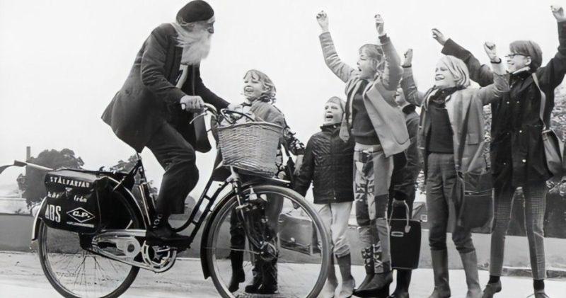 Как «Стальной дед» Густав Хоканссон посрамил чемпионов велоспорта