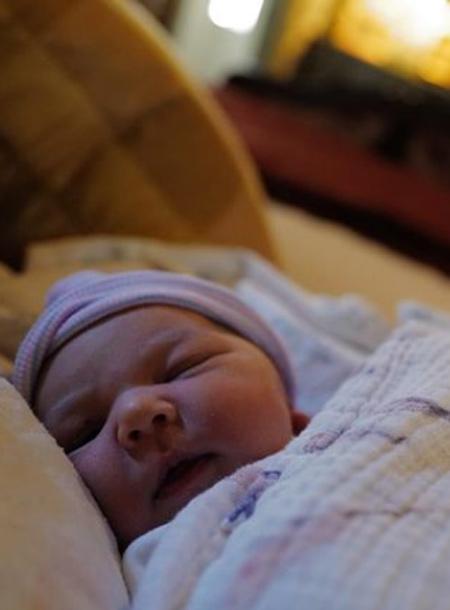 Джош Бролин стал отцом в четвертый раз: первое фото и необычное имя ребенка Дети,Дети знаменитостей