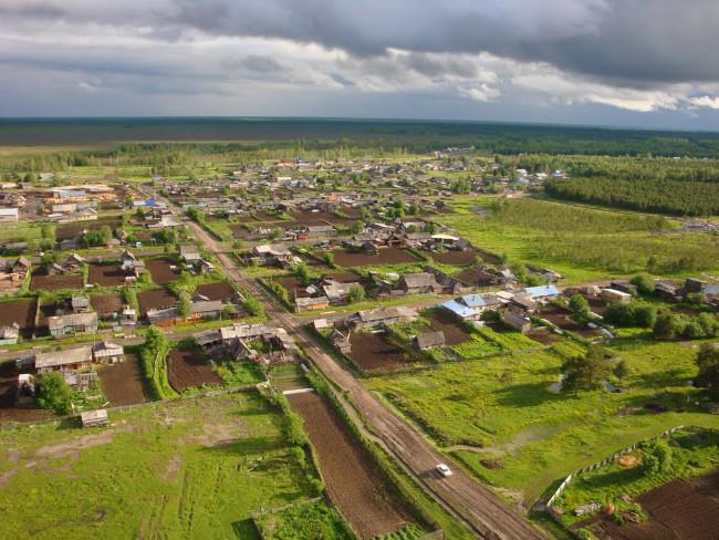 6 Томская область - Площадь 314 тыс. кв. км область, россия, факты