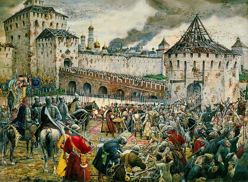 О битве под Руссой: как Моск…