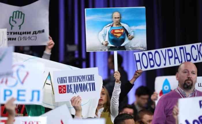 Ф. М. Морген: 33 тезиса с пресс-конференции президента
