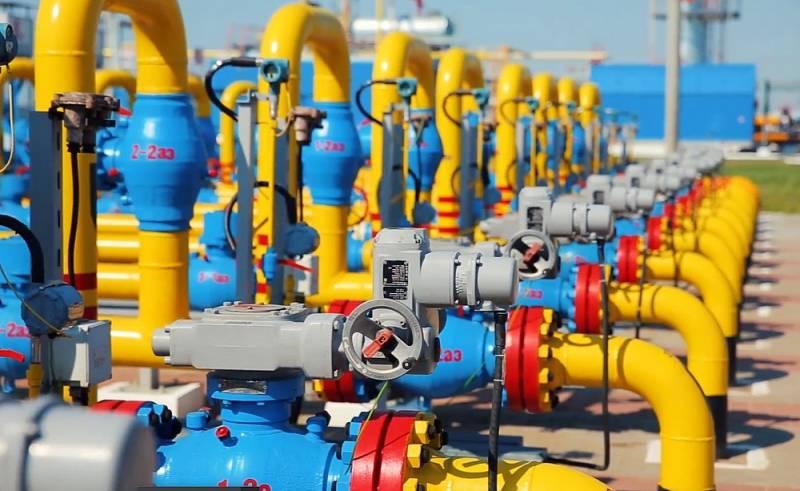 Украина заявила о потере физико-химических свойств газа в случае уменьшения транзита