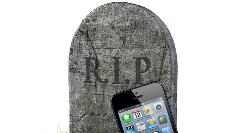 Вдова потребовала у Apple фото покойного мужа гаджеты,мир,смерть,технологии,фото