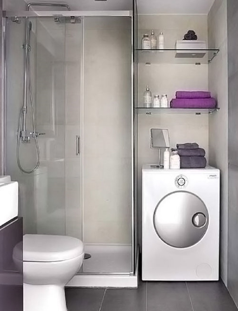 как навести порядок в ванной комнате