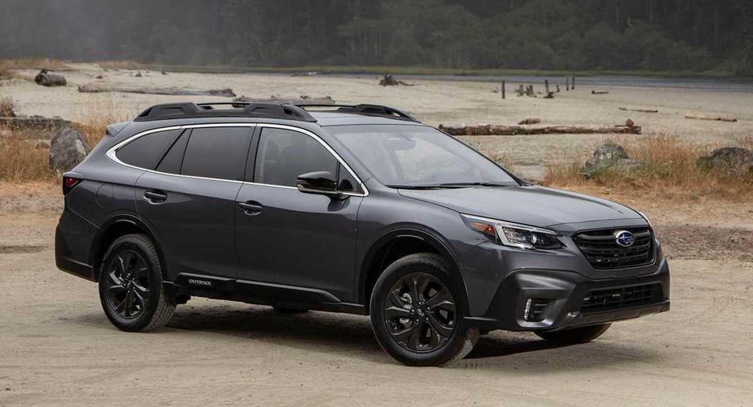 Компания Subaru представит в России новый Outback и Forester в 2021 году Автомобили