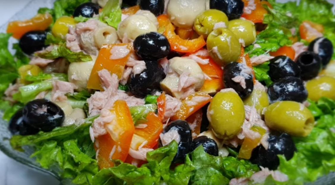 Превосходный салат