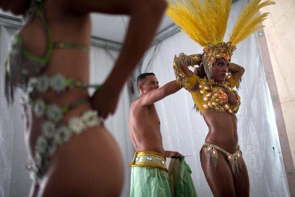 Секс на карнавале в рио де жанеро