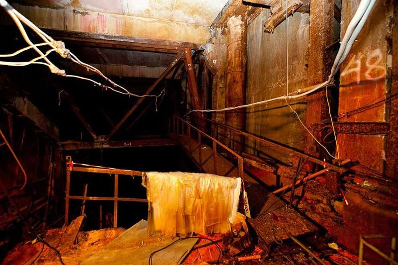 Опасная зона Чернобыль, чернобыльская катастрофа