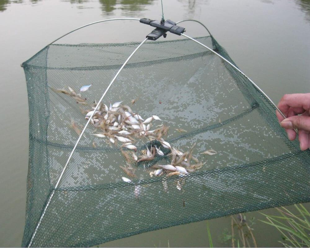 Паук для рыбалки своими руками фото 875