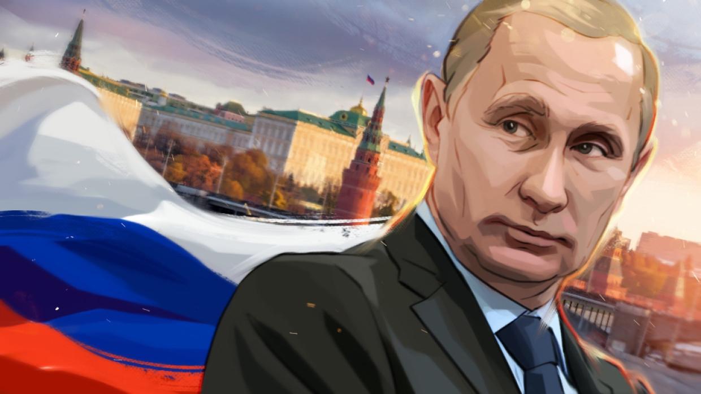 Американцы объяснили популярность Путина у республиканцев США Политика