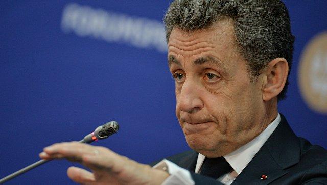 Саркози раскритиковал Олланд…