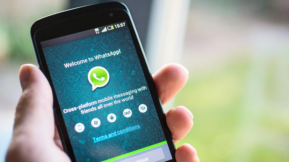 В Китае заблокировали WhatsA…