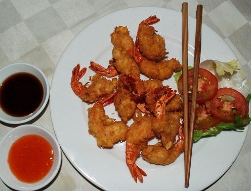 Креветки  традиционно-вьетнамские. Фото-рецепт. Елена Павловская