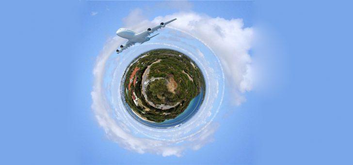 Люди любят самолеты: 10 фактов измира авиационного туризма