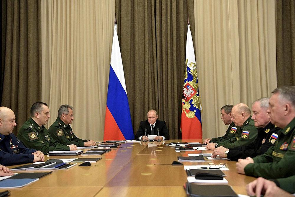 Путин: Решение США о выходе из ДРСМД не останется без ответа
