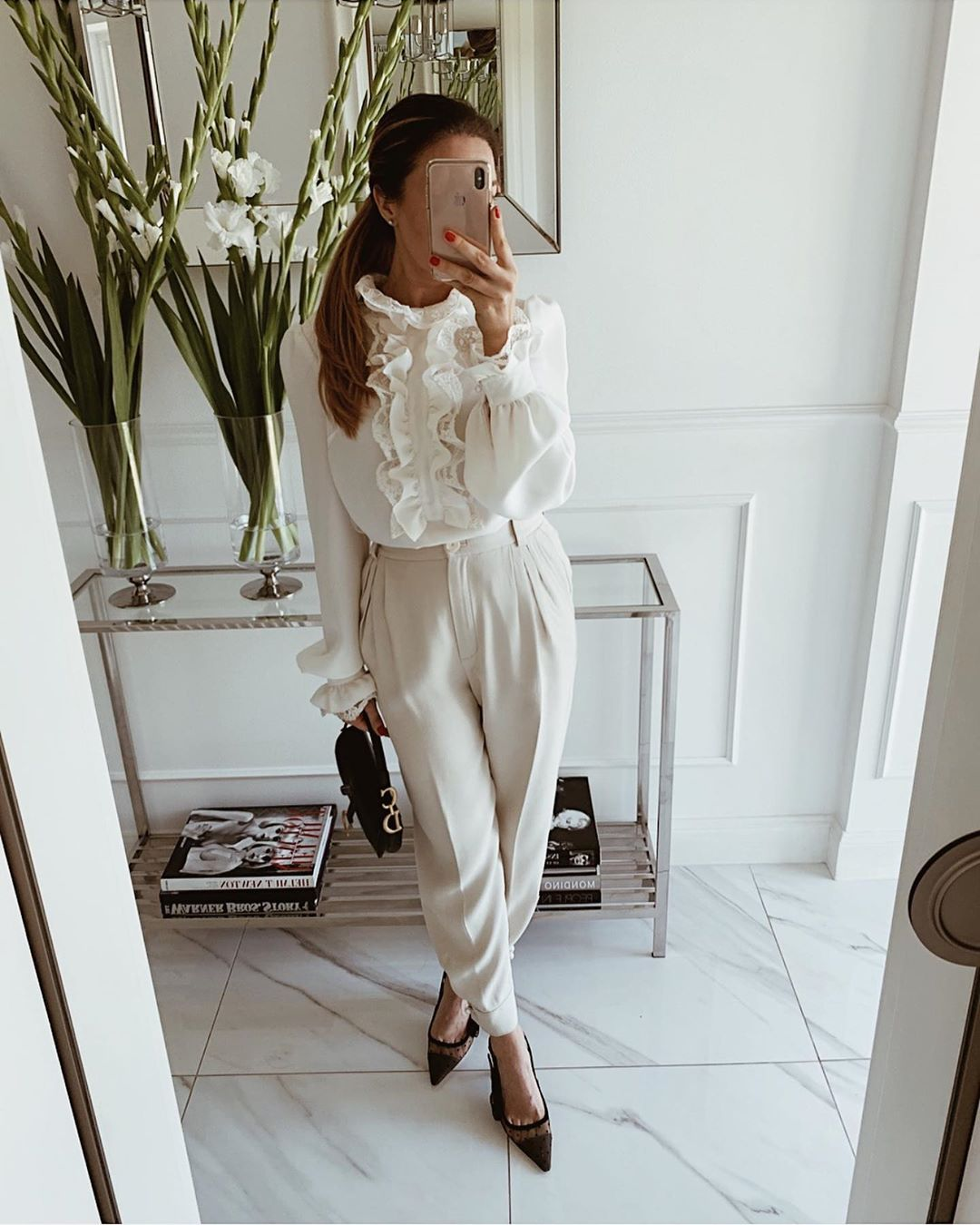 модные блузки и рубашки фото 2