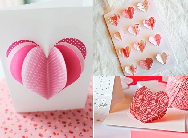 Как сделать подарок своими руками картинки, штампы