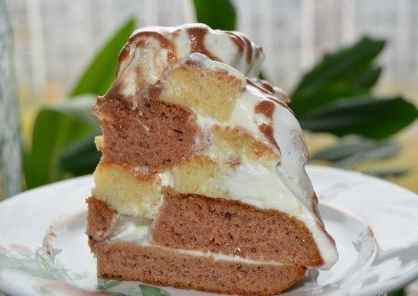 Торт «Графские развалины»