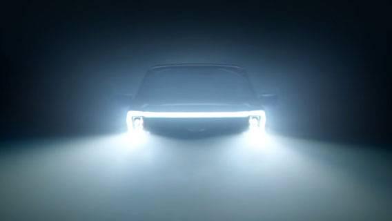 Ford показал новый электрический пикап F-150 Lightning в ходе визита Байдена на завод в Мичигане