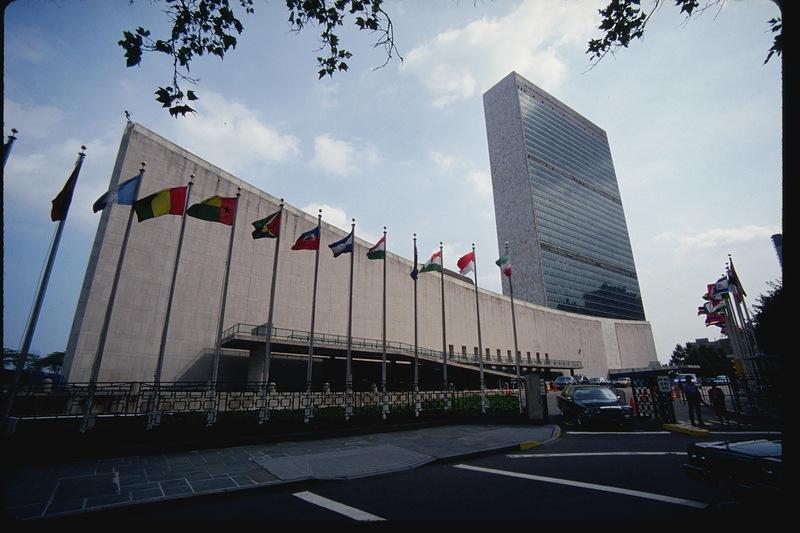 Представитель РФ жестко ответил Украине в ООН