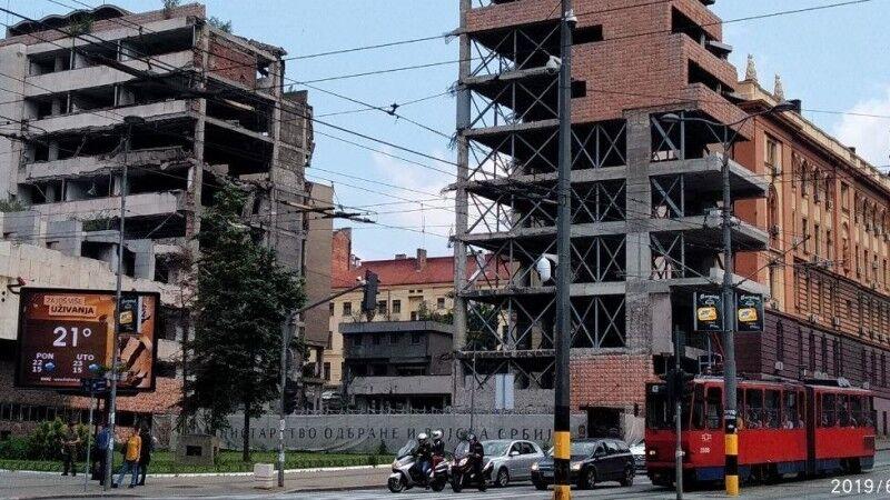 Минобороны РФ распределило бригады российских медиков по городам Сербии