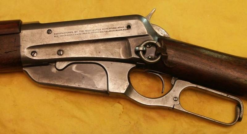 Баллада о «винчестере»: на мировой войне и на охоте… оружие