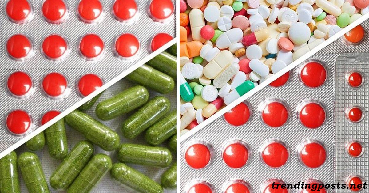 12 добавок и витаминов, которые никогда Ð½ÐµÐ»ÑŒÐ·Ñ Ñмешивать