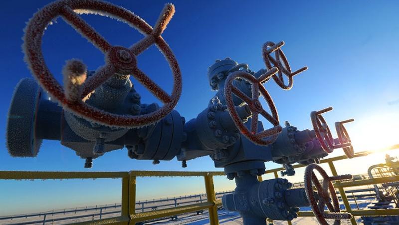 Украина включила отбор газа на 83%