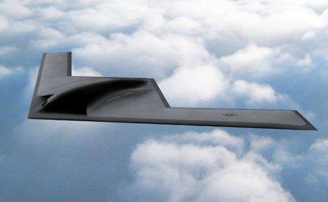 Америка будет утюжить С-400 и С-500 «самолетами-невидимками»