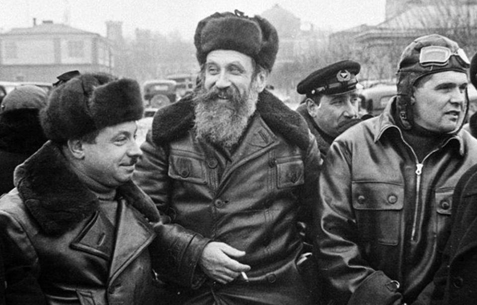 Они создавали СССР:  Отто Шмидт - человек длинной воли