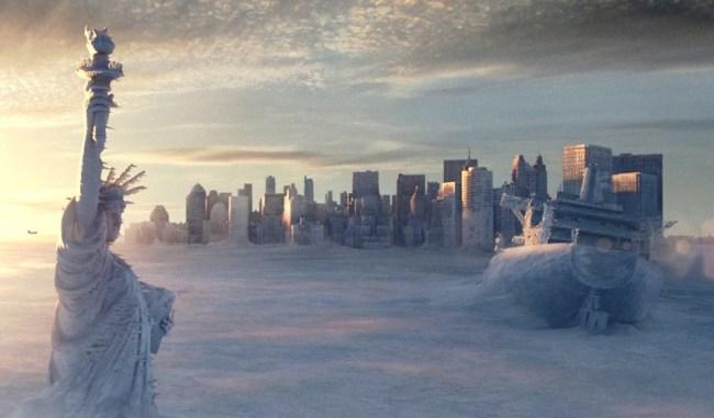 Скоро на нашей планете наступит ледниковый период