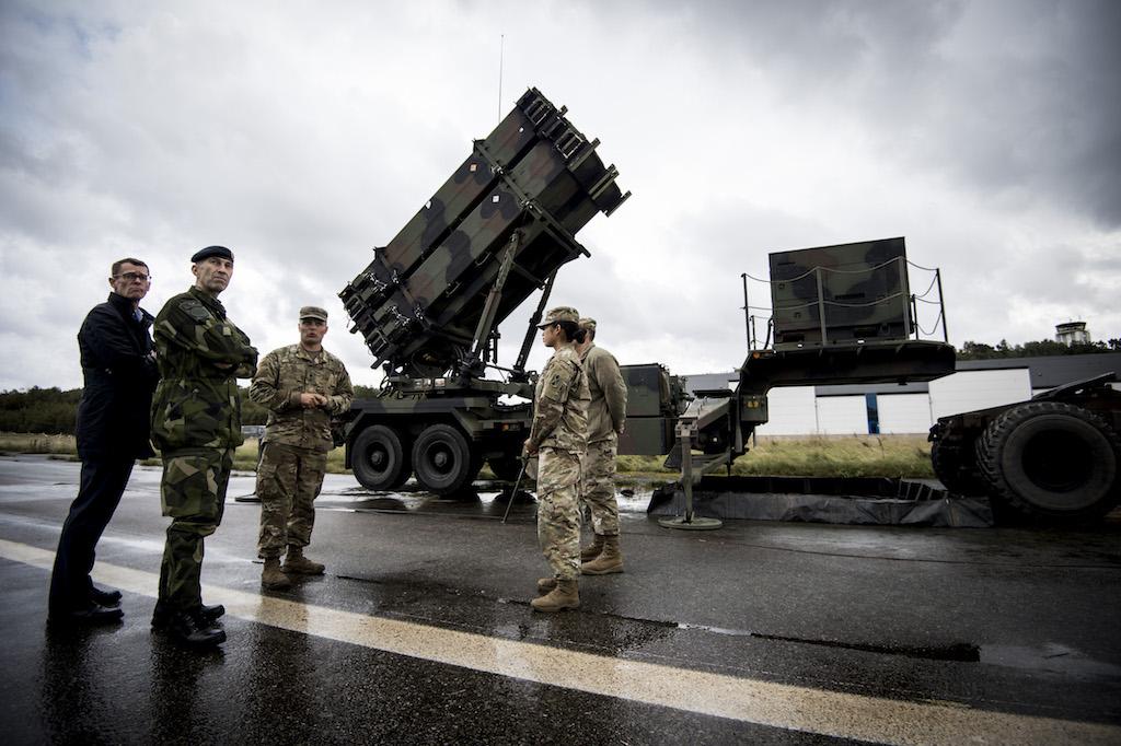 Уведомление о предстоящей поставке Швеции зенитных ракетных систем Patriot PAC-3+