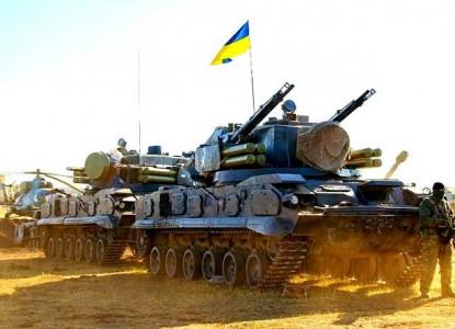 «Воюйте палками!» – украинск…