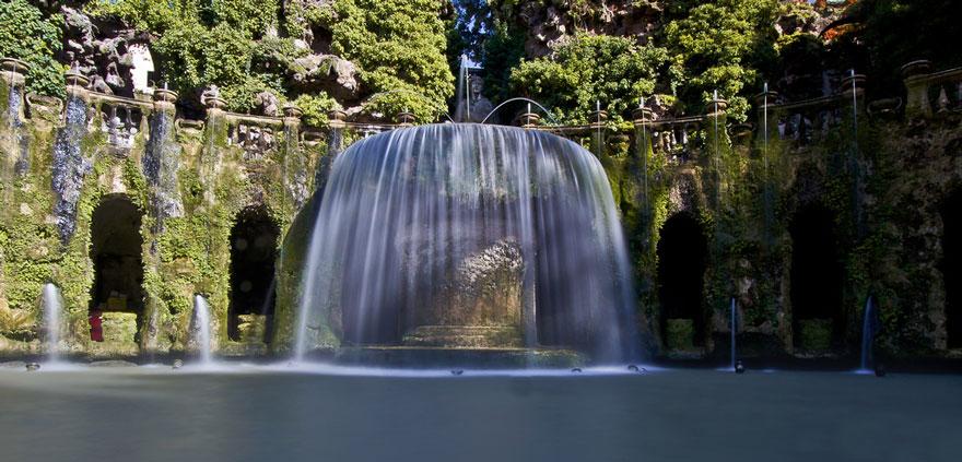 Необычные и неизвестные фонтаны