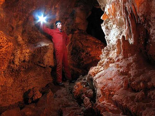 Главное в пещере
