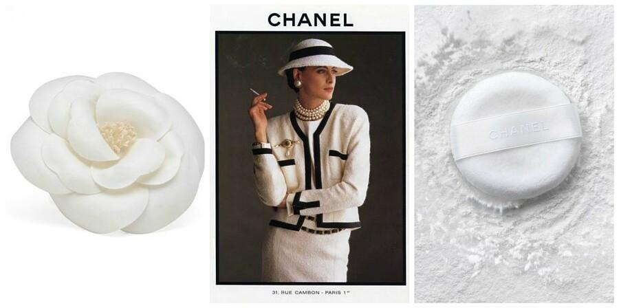 Цвета Chanel: любимая палитра мадемуазель Коко