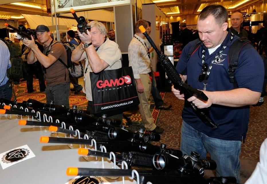 Выборы президента спровоцировали оружейный бум в США