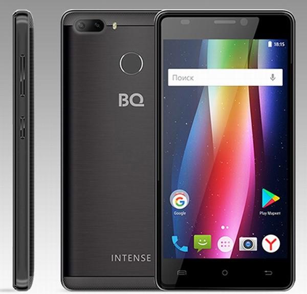 BQ Intense: смартфон, которы…