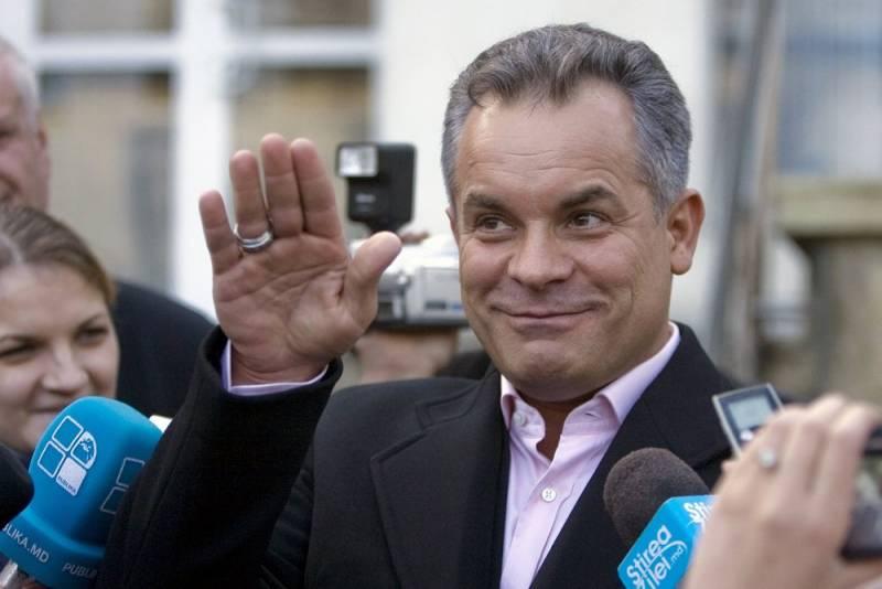 Молдавский проевропейский по…